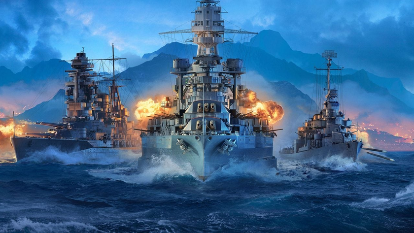 Wargaming объединяет: вWorld ofWarships: Legends добавят общий мультиплеер для PS4 иXbox One