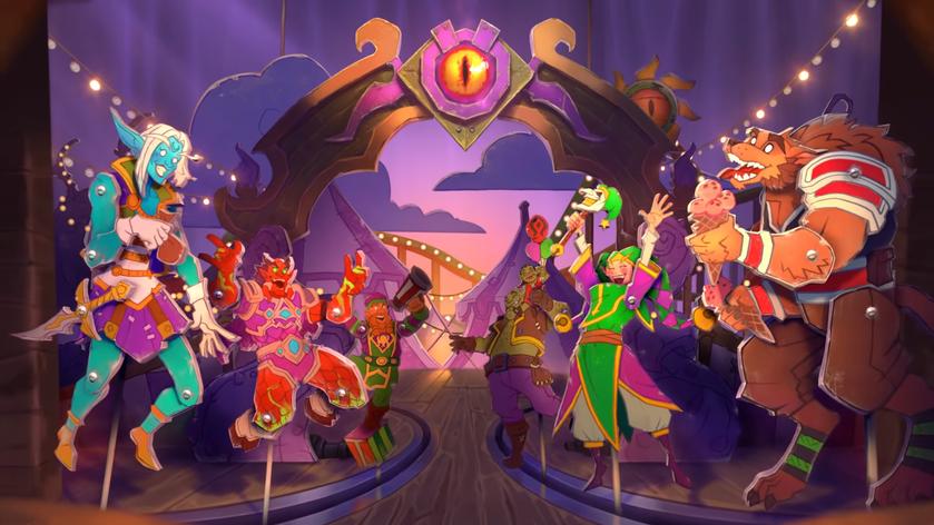 Blizzard представила DLC «Ярмарка безумия» для Hearthstone: 135 новых карт,  режим «Дуэли» и возвращение богов | gagadget.com