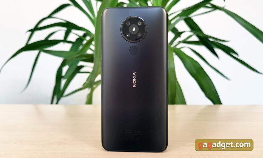 Обзор Nokia 5.3: базовые смартфонные потребности-19