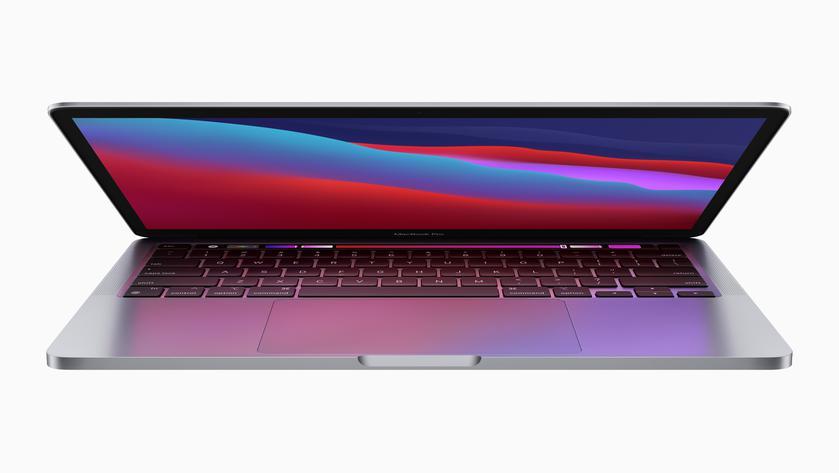 MacBook Pro тоже перешел на фирменный процессор M1: в 2,8 раза выше производительность и рекордная автономность