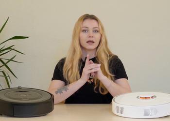 Сравнительный видеообзор роботов-пылесосов Xiaomi Roborock S5 и iRobot Roomba E5