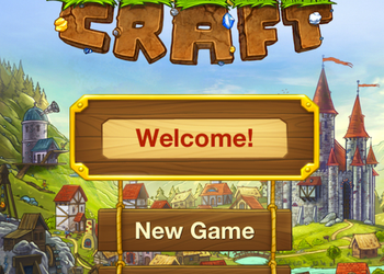 Игры для iPad: Puzzle Craft