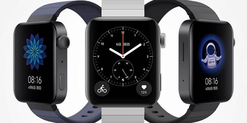 Смарт-часы Xiaomi Mi Watch выйдут на международный рынок, но позже