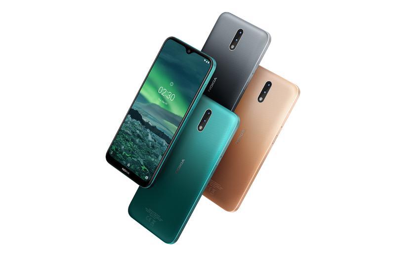 Nokia 2.3 приехала в Украину: конкурент Redmi 8A с 6.2-дюймовым дисплеем, батареей на 4000 мАч и «чистым» Android