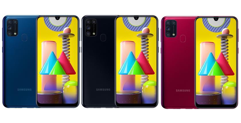 Сколько будет стоить Samsung Galaxy M31 с батареей на 6000 мАч и квадро-камерой на 64 Мп в Европе