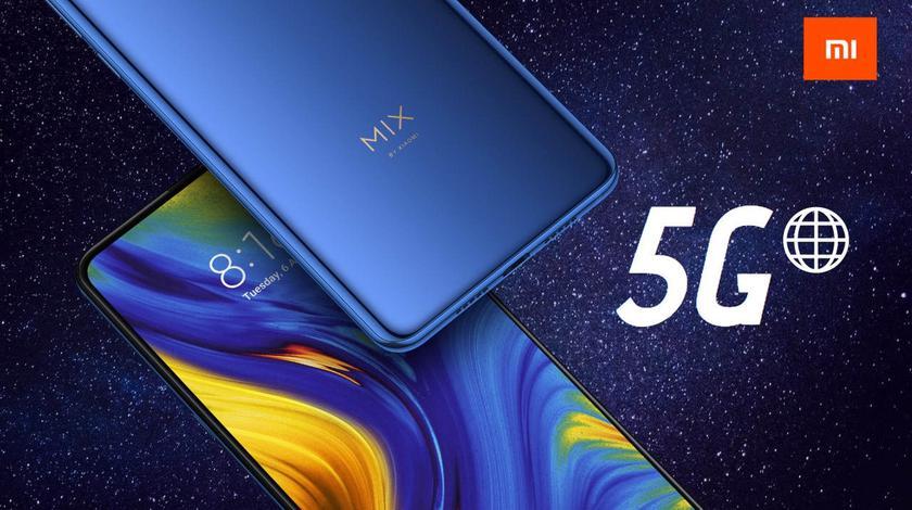 Xiaomi обещает, что в следующем году все ее смартфоны дороже $285 будут с 5G