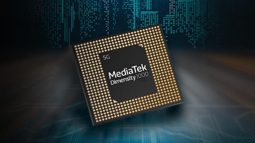 MediaTek Dimensity 1000: восьмиядерный 7-нанометровый процессор со встроенным 5G-модемом