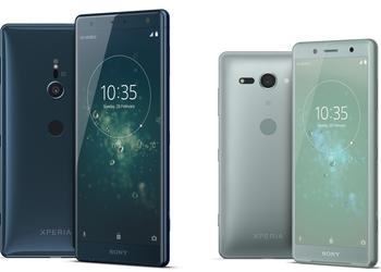 It was done! Sony introduced the Xperia XZ2 and XZ2 Compact in a new design on MWC 2018