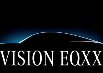 Mercedes-Benz тизерит «самый эффективный электромобиль в мире» с запасом хода в 1200 км