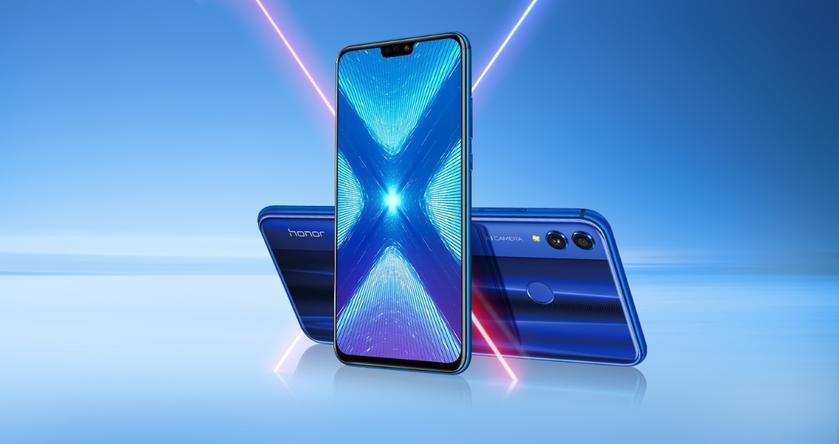 Honor 8X в Европе начал получать Android 10 с EMUI 10