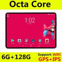 BOBARRY S106 10.1' Tablets Android8.0 Octa Core Ram 6GB ROM 128GB Dual Camera 8MP Dual SIM Tablet PC Wifi GPS bluetooth phone