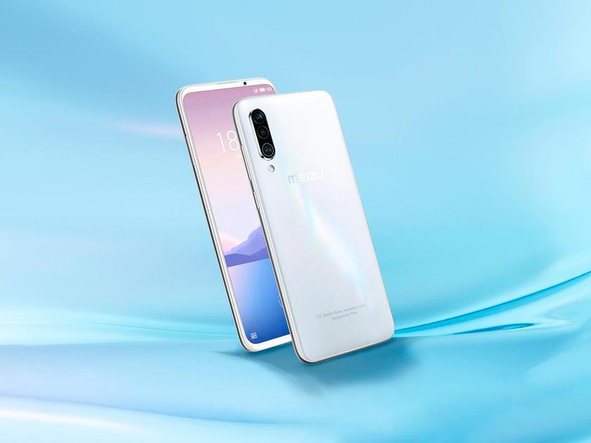 Meizu 16s Pro recognized as the most beautiful smartphone of the year