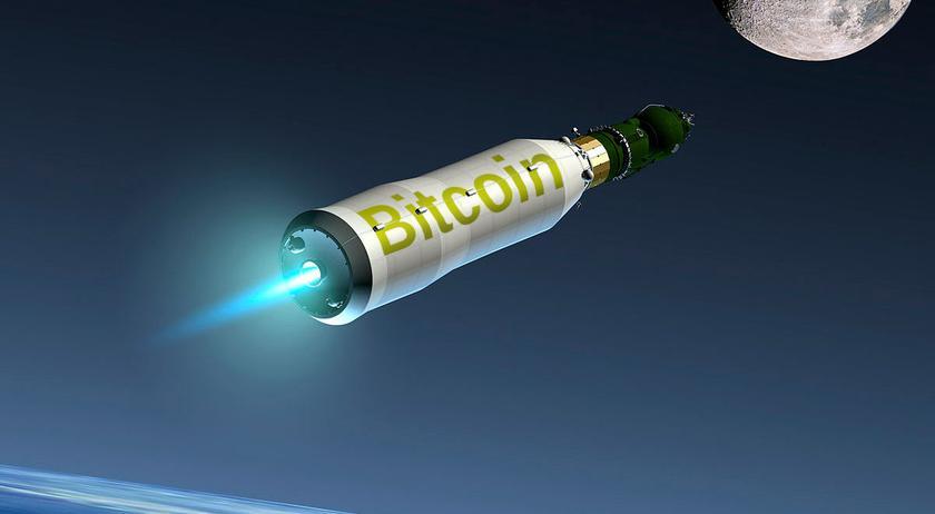 Впервые за 3 года: Bitcoin сейчас стоит более $19 тысяч
