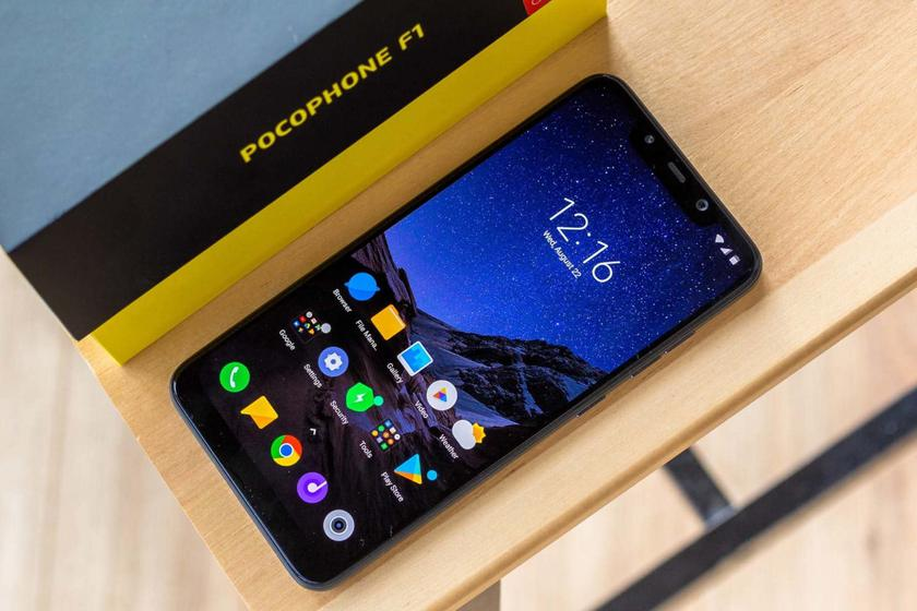 Xiaomi выпустила стабильную версию Android 10 с оболочкой MIUI 11 для Pocophone F1