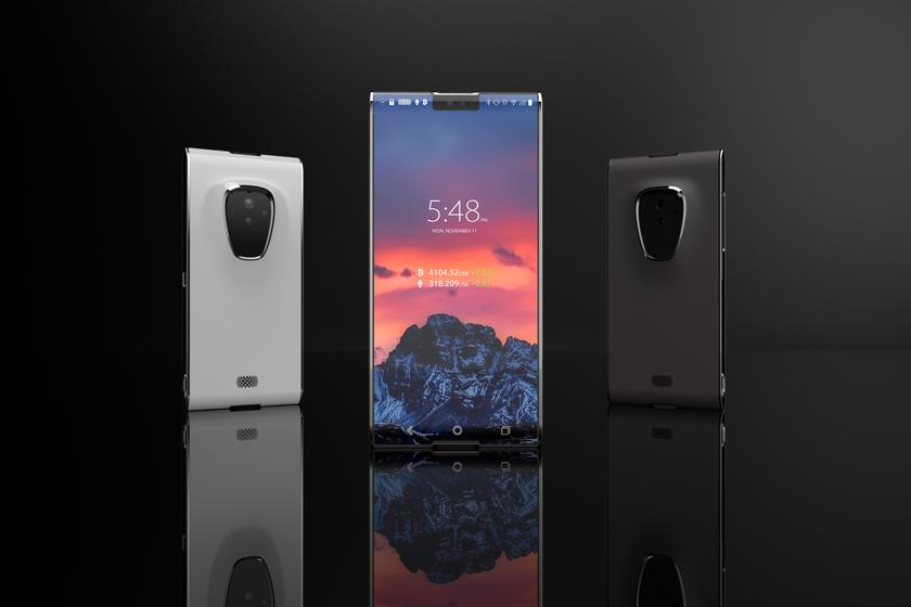 The world's first smartphone-smartphone will run on the platform Ethereum