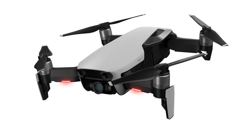 DJI Mavic Air: компактный складной квадрокоптер с 4K-камерой