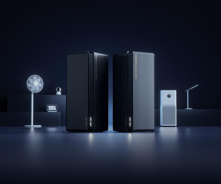 Xiaomi Mesh System AX3000: пара роутеров с Wi-Fi 6 за €150