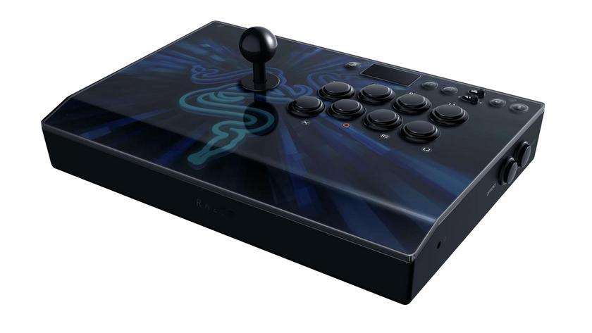 Razer Panthera Evo: контроллер для ретро и аркадных игр с джойстиком и