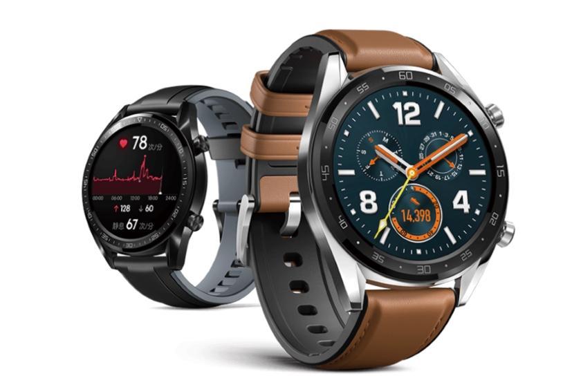 Смарт-часы Huawei Watch GT «засветились» на официальном сайте производ