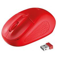 Мышь Trust Primo Wireless Mouse Red
