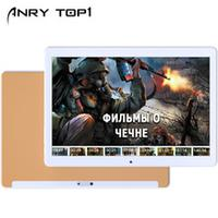 Android 7.0 10.1 inch 4G LTE FDD Phone Call tablet PC Quad RAM 4GB ROM 64GB 1280*800 IPS Dual SIM card tablets