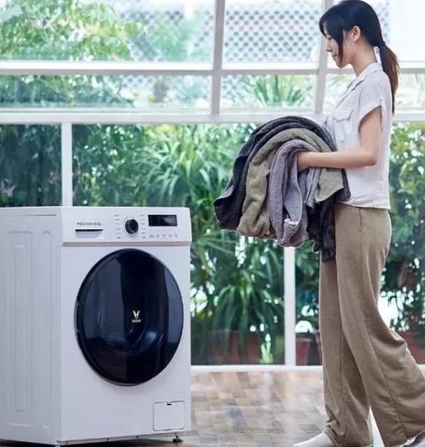Xiaomi выпустила «умную» стиральную машину Viomi Internet Wash Machine