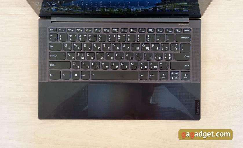 Обзор ноутбука Lenovo Yoga Slim 9i: командный центр бизнеса-26