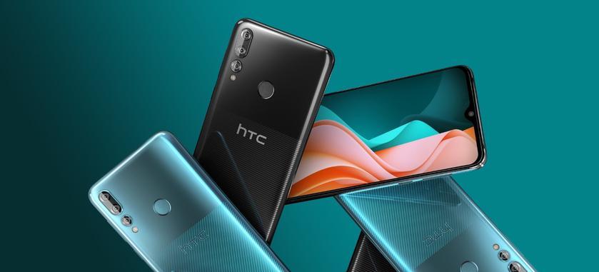 HTC Desire 19s: 6.2-дюймовый IPS-дисплей, процессор MediaTek Helio P22, NFC-модуль, тройная камера и ценник в $196