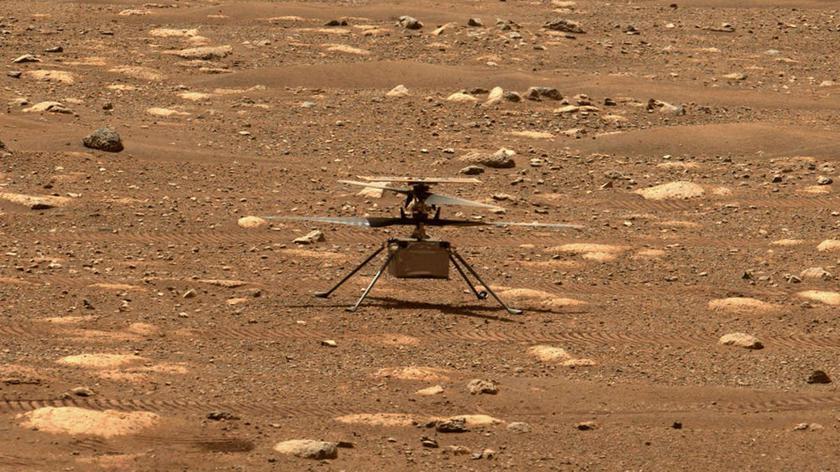 NASA отложило полет марсианского вертолета до 14-го апреля