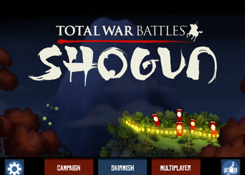 Игры для iPad. Total War Battles: Shogun
