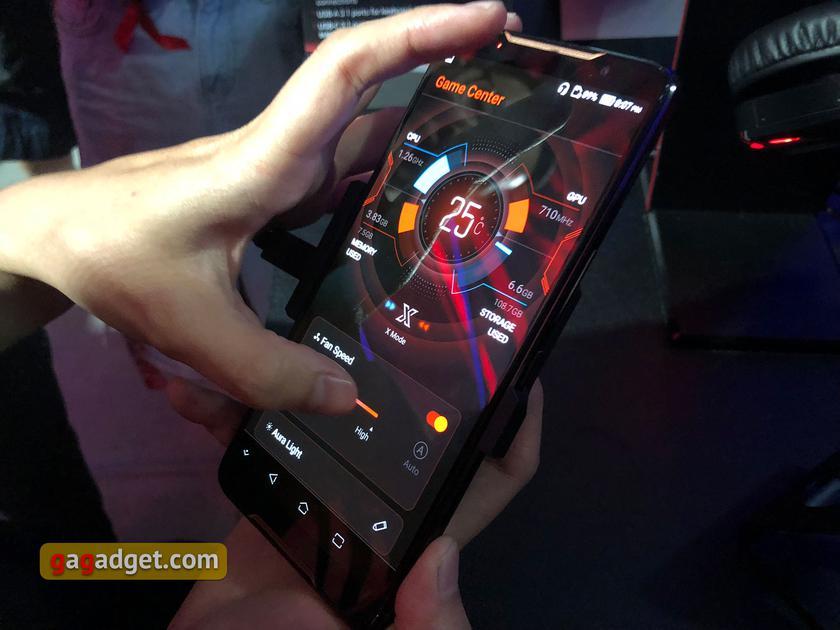 Computex 2018: ROG Phone и остальные игровые новинки ASUS своими глазами-48