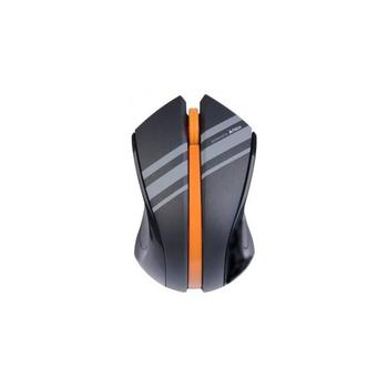 A4Tech G7-310D-3 Nano Black+Orange USB