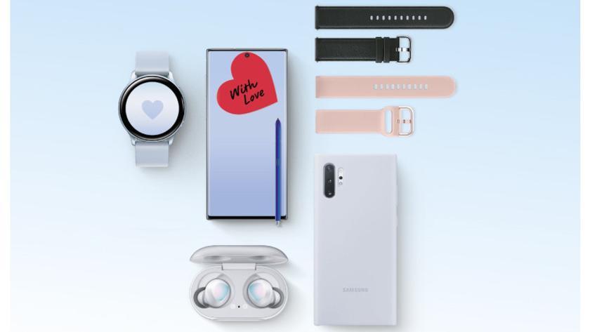 Лучшие из лучших: Samsung выпустила подарочный набор гаджетов к своему юбилею