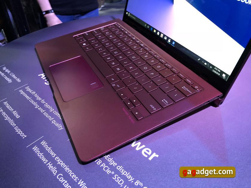 Computex 2018: новые ноутбуки ASUS своими глазами-13