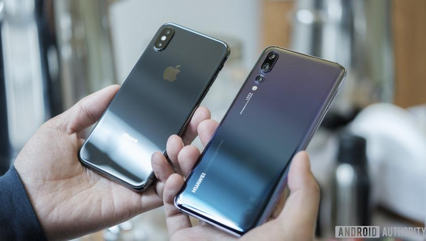 IDC: Huawei обошла Apple по продажам смартфонов во II квартале