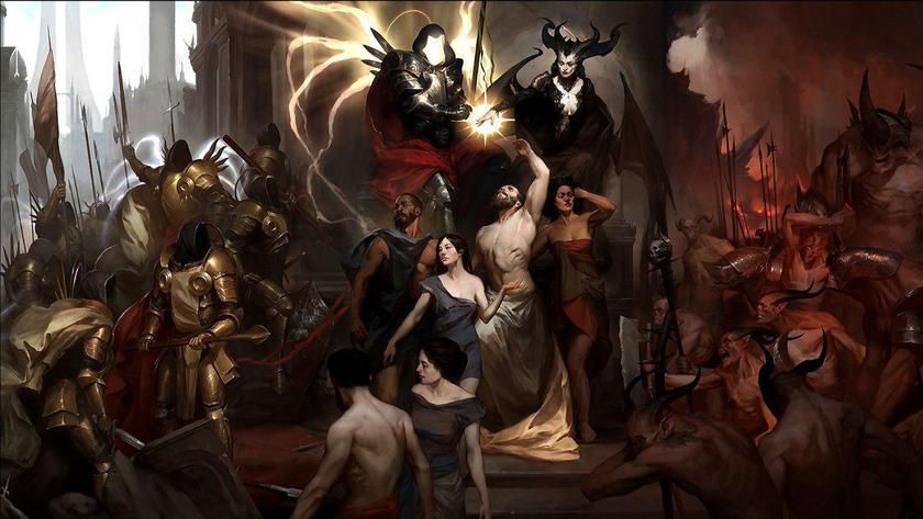 Глава серии Gears ofWar уходит вBlizzard ради светлого будущего Diablo