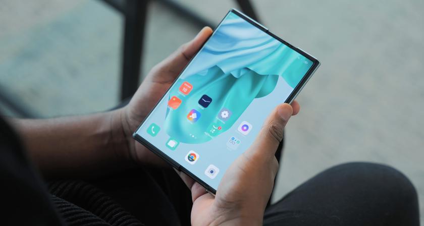 Растягивающийся смартфон OPPO X 2021 выйдет на рынок уже в ближайшее время (но это не точно)