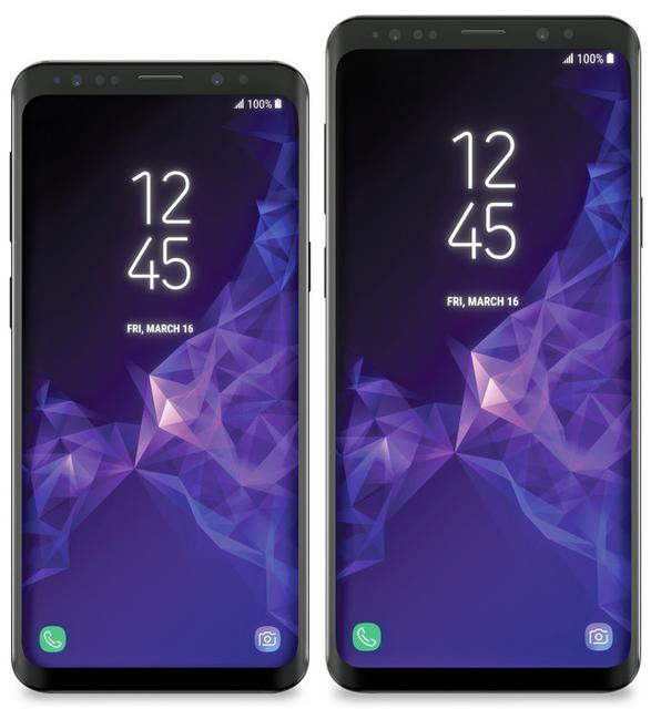 The first press photos of the Samsung Galaxy S9 / S9 + and everything that is known about the flagships