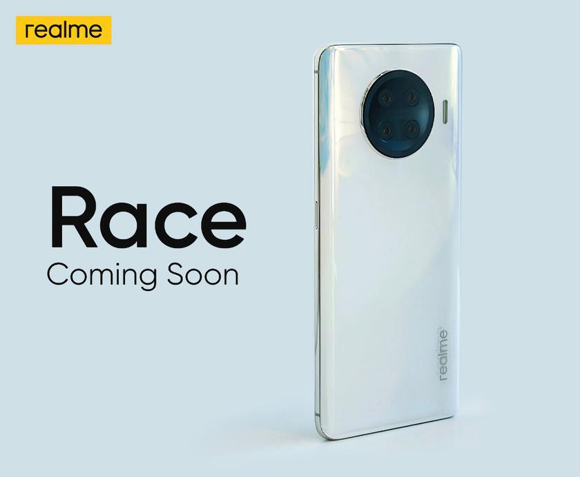 Маркетинговый директор Realme объявил дату анонса флагмана Realme Race (на самом деле нет)