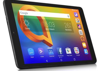 Alcatel has released a budget 10-inch tablet Alcatel A3 (2018)