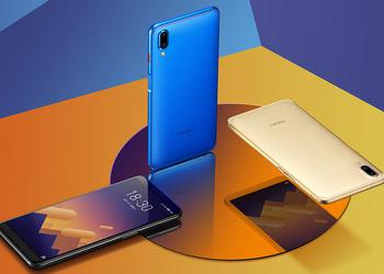 Details of the budget line Meizu 2018: three new items and the international Meizu E3