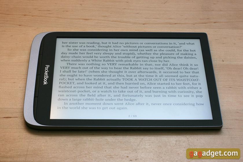 Обзор Pocketbook 740 Pro: защищённый ридер с поддержкой аудио-76