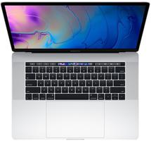 Apple MacBook Pro 15 Retina Silver with Touch Bar (MR972) 2018