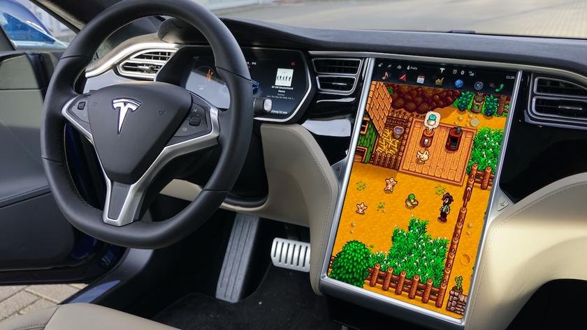 Илон Маск выпустит наэлектромобили Tesla симулятор фермера Stardew Valley