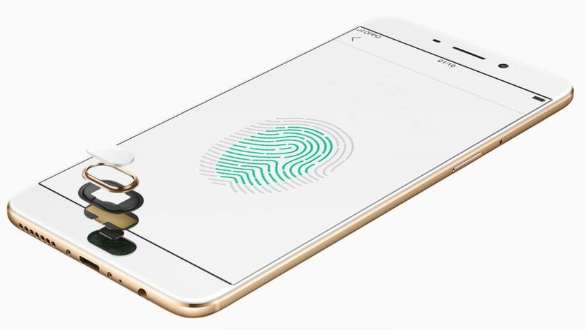 В следующем году прогнозируют выпуск 100 миллионов смартфонов с подэкранными сканерами отпечатков