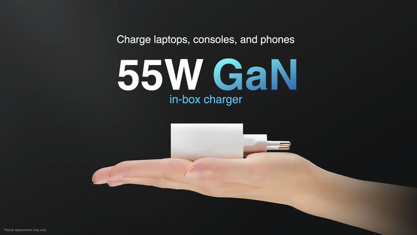В комплекте с Xiaomi Mi 11 для европейского рынка нет 18 Вт зарядки. Зато есть адаптер GaN на 55 Вт