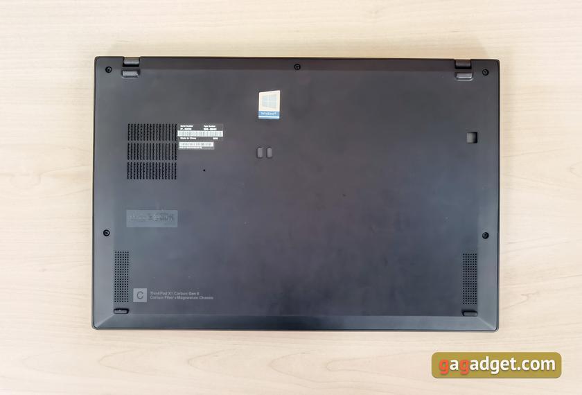 Обзор Lenovo ThinkPad X1 Carbon 8th Gen: нестареющая бизнес-классика-13