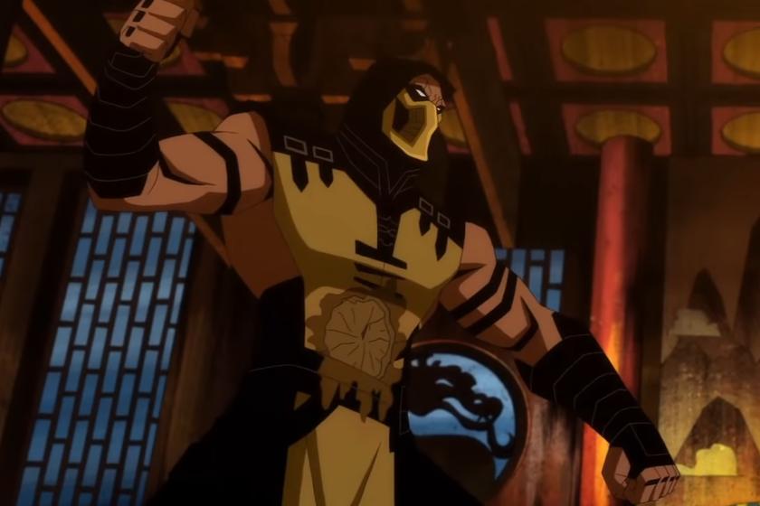 Скорпион ненавидит всех: первый трейлер мультфильма Mortal Kombat Legends: Scorpion's Revenge
