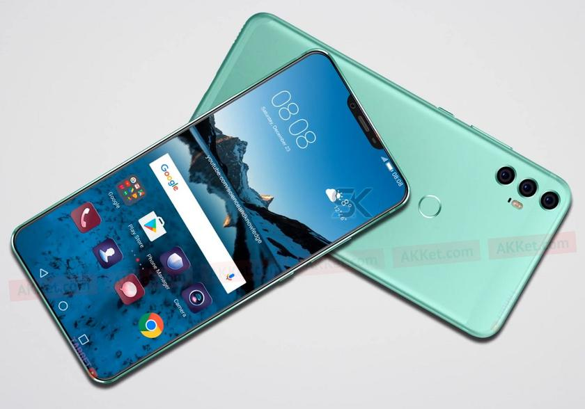 Became known code names of three versions of Android-flagship Huawei P20