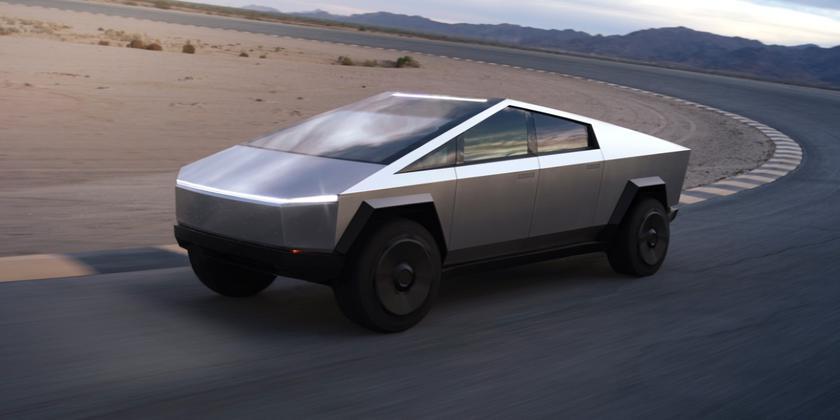 Tesla Cybertruck: электрический пикап Илона Маска с бронированным кузовом, разгоном до сотни за 2.9 сек, с запасом хода до 800 км и ценником от $40 000